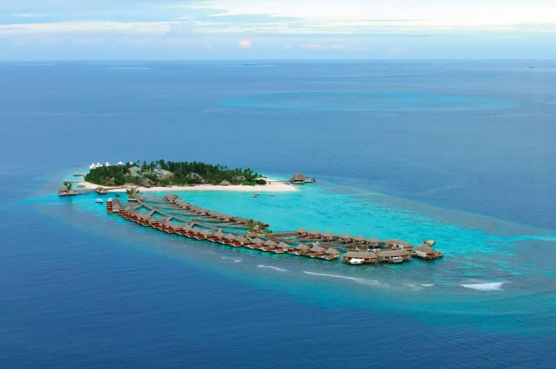 W Maldives Ari Nord Isole Maldive