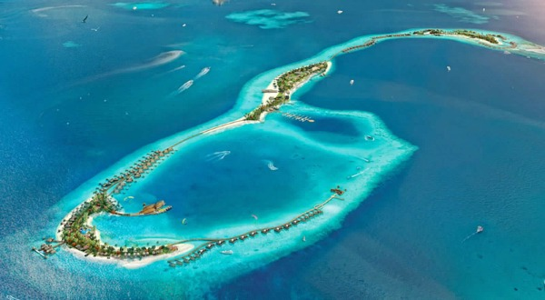 Waldorf Astoria Maldives Ithaafushi Male Sud Isole Maldive