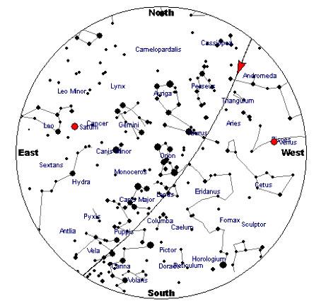 ISS - Astronomia alle Maldive