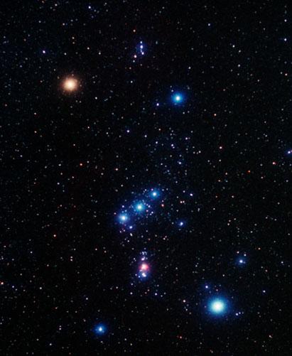 Orione - Astronomia alle Maldive