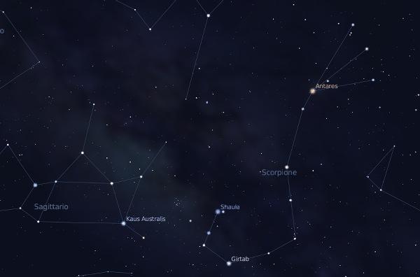 astronomia maldive mondomaldive