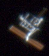 stazione spaziale - Astronomia alle Maldive
