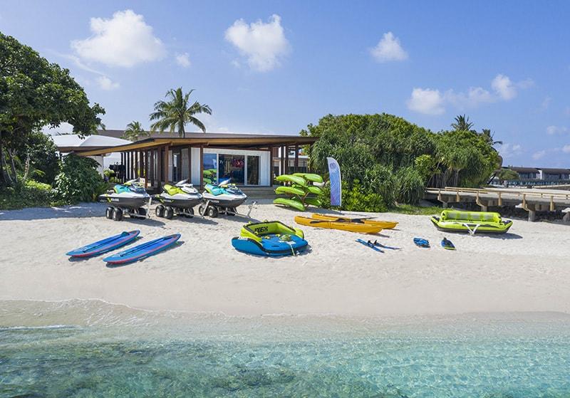 attivita sportive alle Isole Maldive