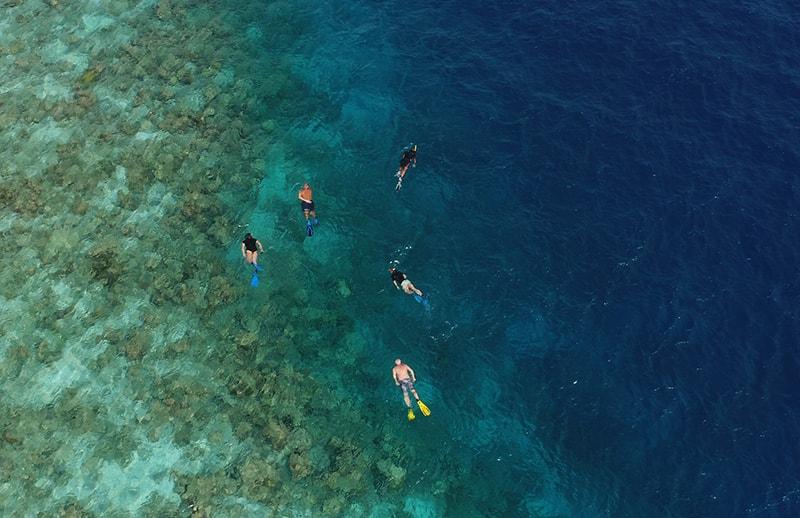 snorkelling alle isole Maldive