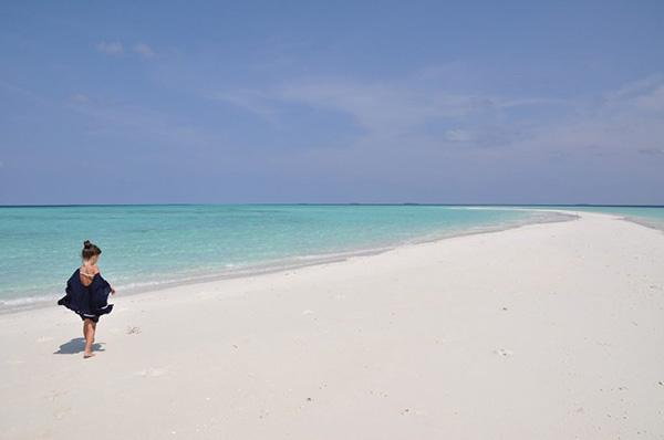 Aaavee Nature's Paradise escursione lingua di sabbia