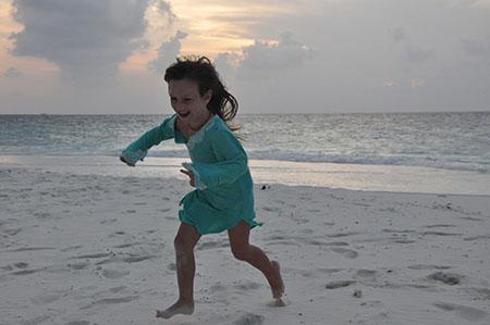 Maldive con bambini, isola perfetta