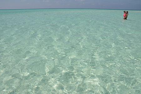 Palm Beach laguna
