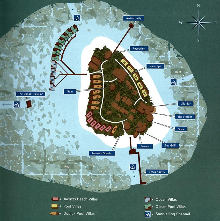 mappa kandholhu Maldive kandholhudhoo, Map Maldives