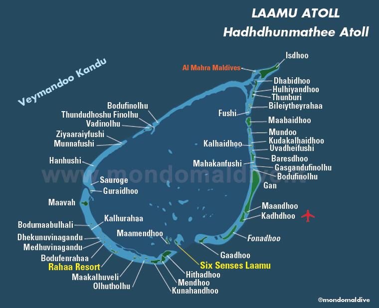 Atollo di Laamu, Maldive