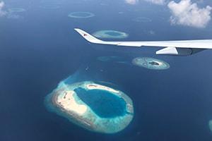 Italiani in crescita news Isole Maldive