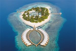 Apertura Sandies Bathala - Ari nord news Isole Maldive