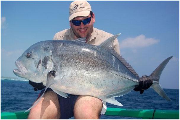 giant pesca maldive