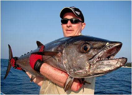 tonno pesca maldive