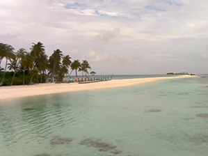 Webcam Finolhu Maldive
