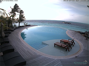 Webcam Komandhoo Maldive