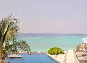 Webcam SAii Lagoon Maldive