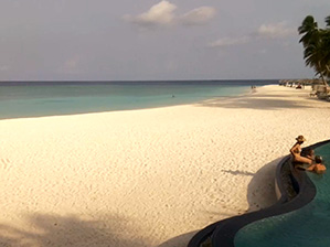 Webcam VeliganduMaldive